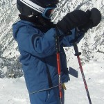 Do You Let Your Young Kids Ski Alone?