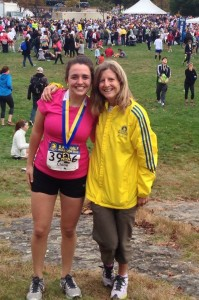 Mother/Daughter Runners - sharing the road to sucess
